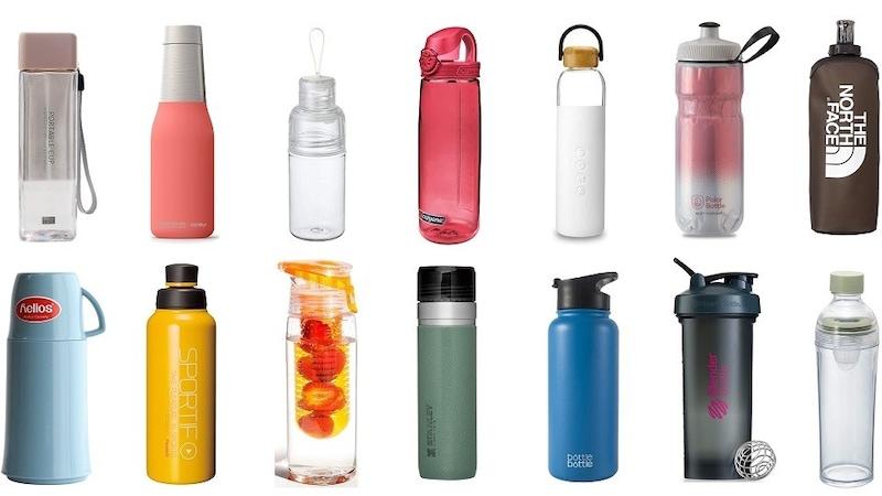 ウォーターボトルのおすすめ人気ランキング43選 おしゃれでかわいいガラス製や使いやすいシンプルな1リットルのものまで