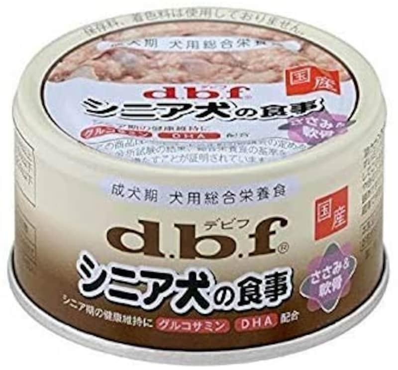 デビフペット,シニア犬の食事 ささみ&軟骨 ,14970501004346