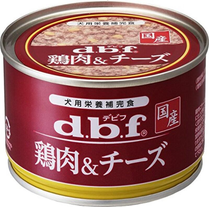 デビフペット, 犬用栄養補完食 鶏肉&チーズ,4970501032731