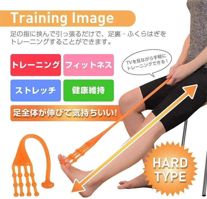 足指トレーニングチューブ