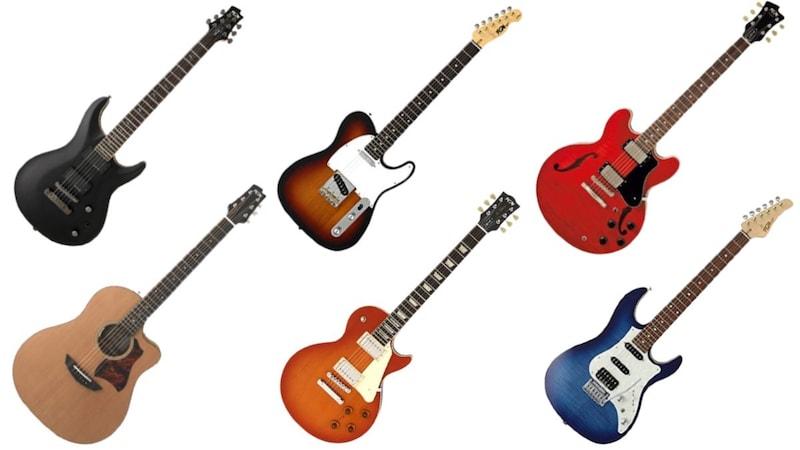 フジゲン(FGN)ギターの特徴・評価とおすすめモデル13選|人気のテレキャス・ストラトやアコギも紹介