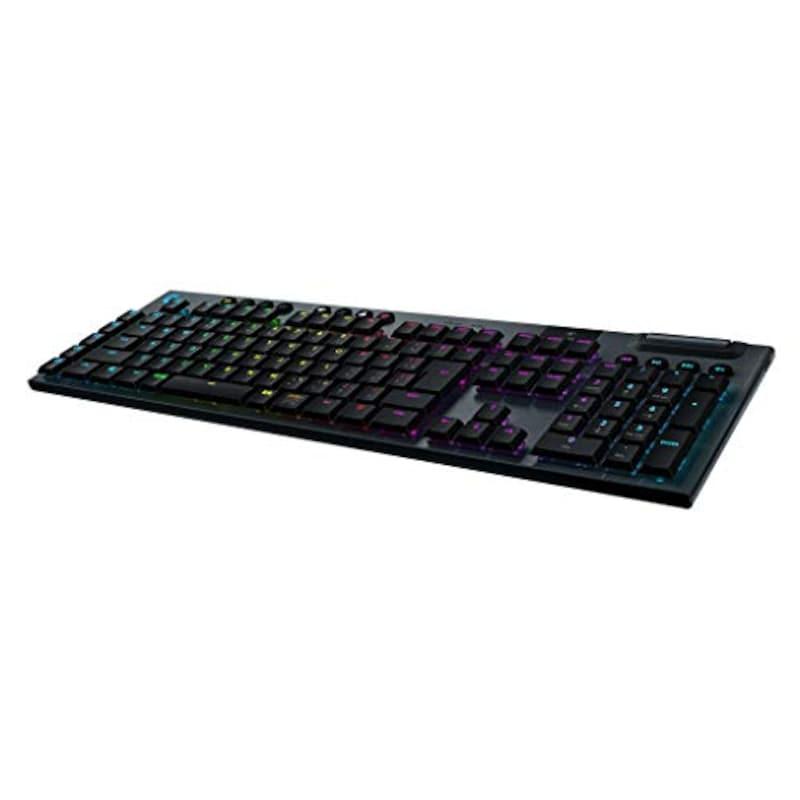 LogicoolG(ロジクールG),ゲーミングキーボード ワイヤレス ,G913-LN
