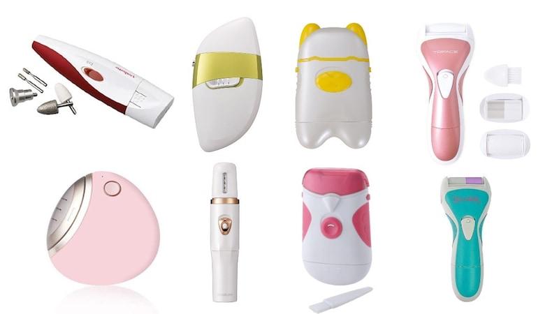 電動爪切りおすすめ人気ランキング15選|足の巻き爪や高齢者の介護用に!赤ちゃんにも