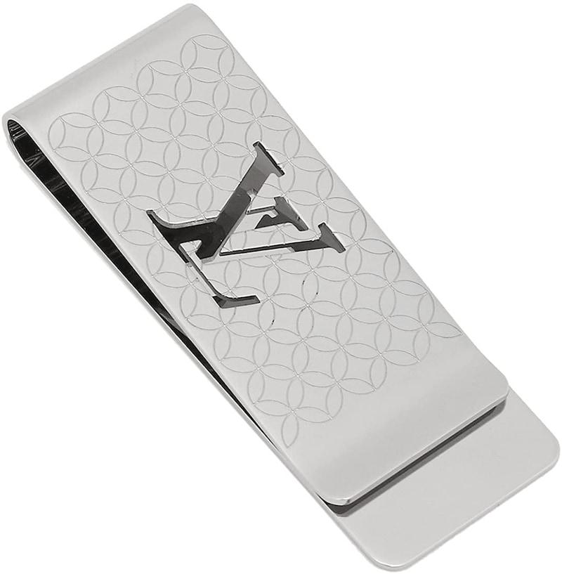 ルイ・ヴィトン(Louis Vuitton),マネークリップ シルバー