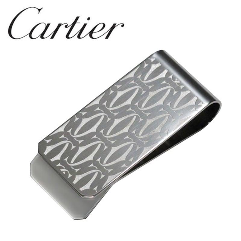 カルティエ(Cartier),マネークリップ シルバーカラー,car-t1220237