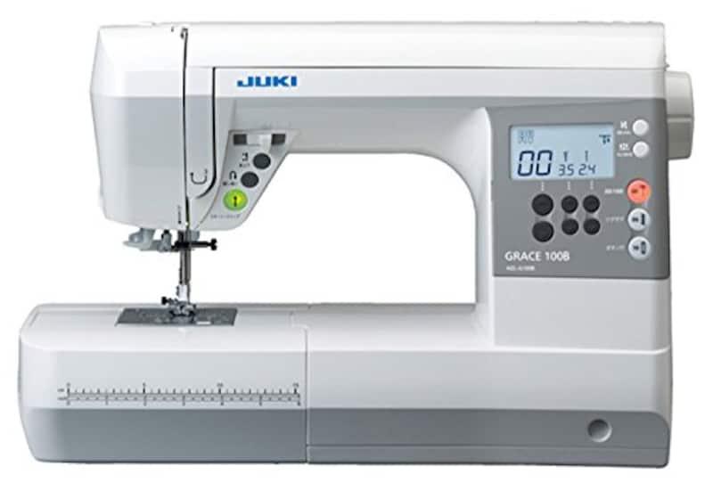 ジューキ(JUKI)コンピュータミシン HZL-G100B