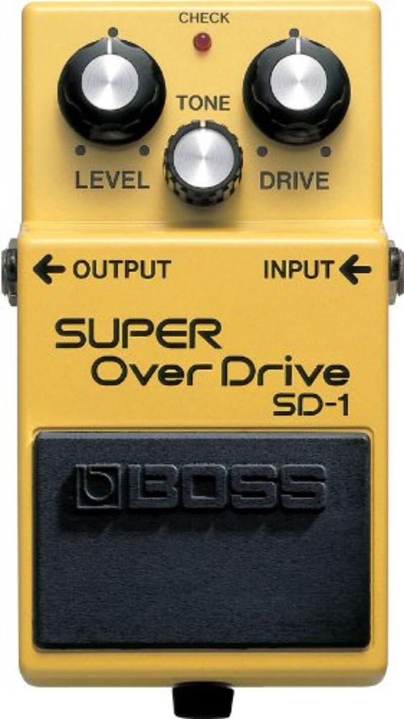 BOSS(ボス),Super OverDrive SD-1