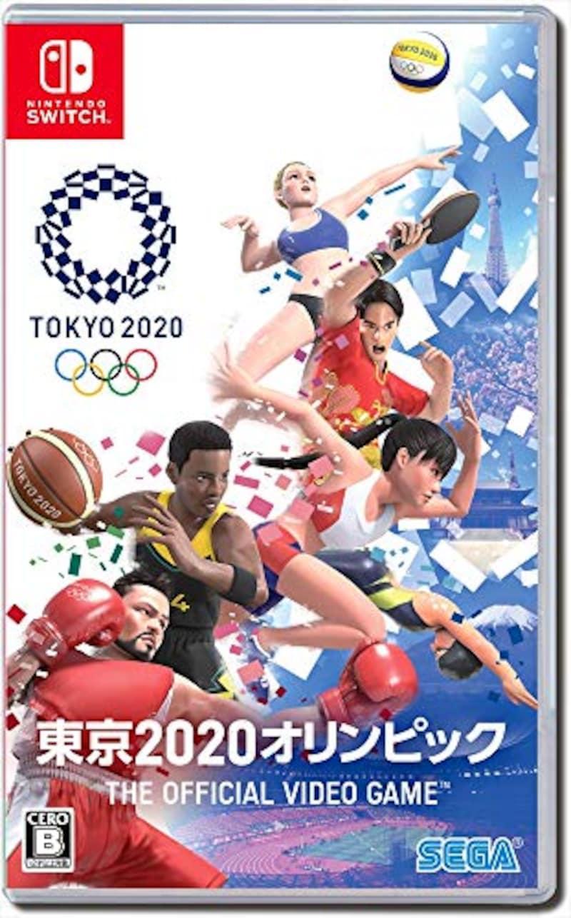 セガ,東京2020オリンピック The Official Video Game