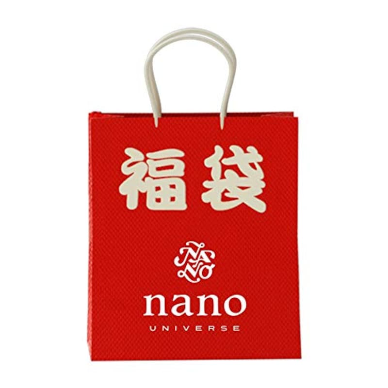 ナノ・ユニバース,2021 Happy Bag(メンズ)