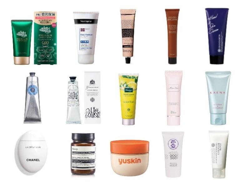 ハンドクリームおすすめ人気ランキング40選|メンズも市販商品も徹底紹介!手荒れにも!