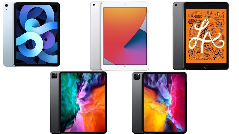 【2021】iPadおすすめモデルを比較|Pro・Air・miniの違いや選び方を徹底解説!