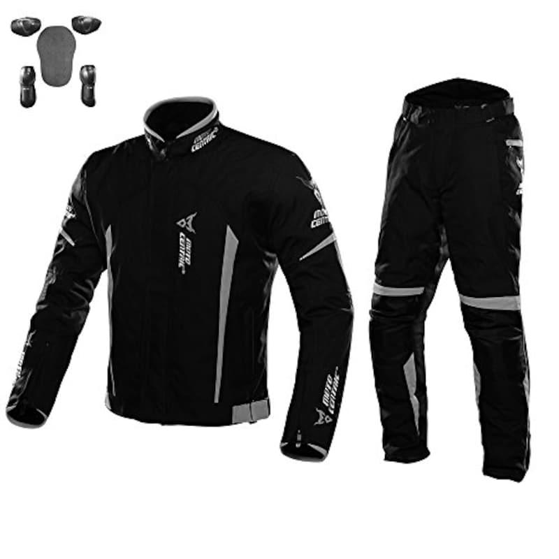 ALI-MC,バイク用オックスフォード ジャケット&パンツ上下セット