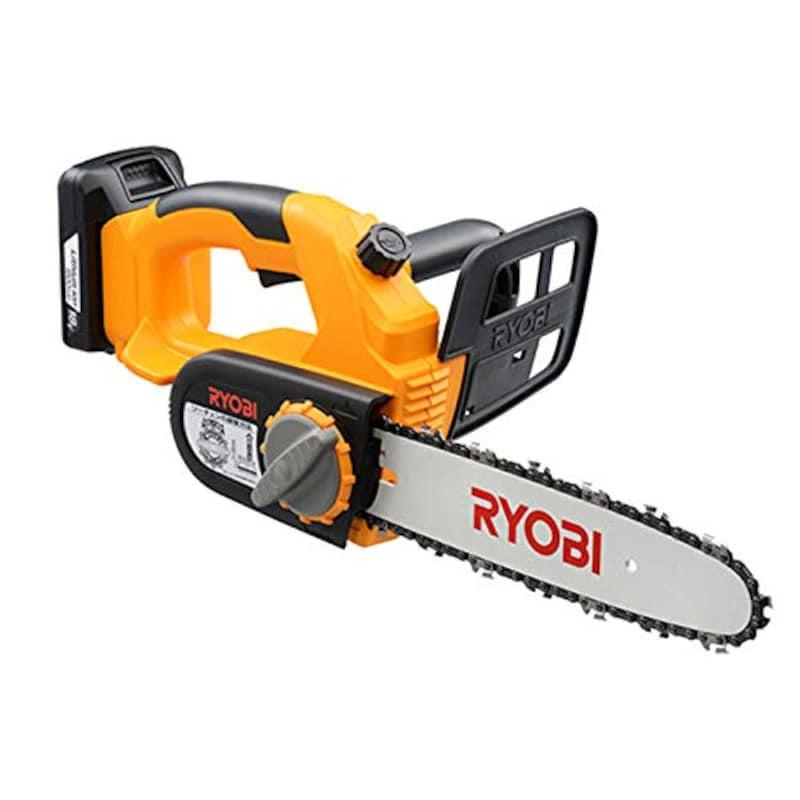 RYOBI(リョービ),充電式チェンソー,BCS-1800L1