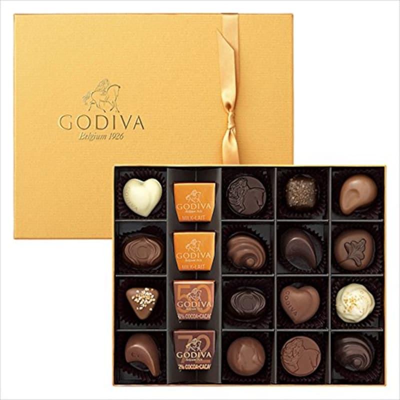 GODIVA(ゴディバ),ゴールドコレクション 20粒