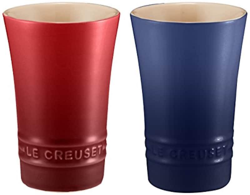 Le Creuset(ル・クルーゼ), ペア・スリムタンブラー