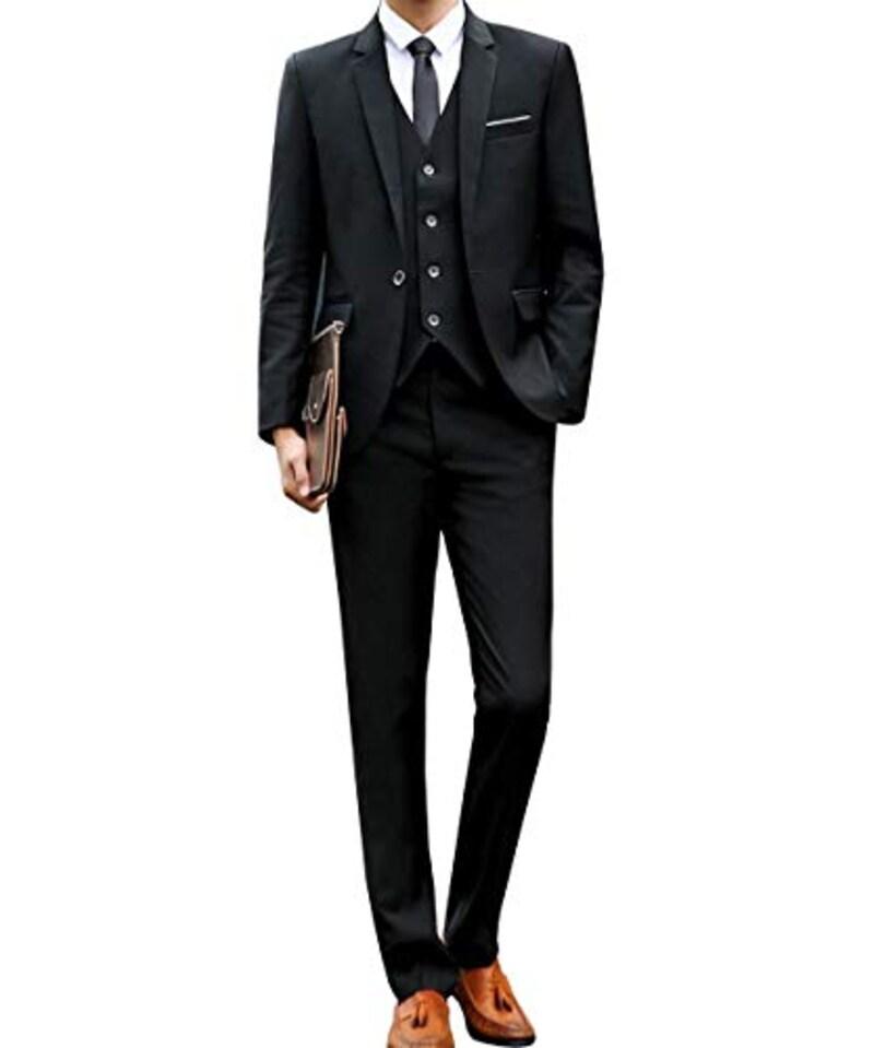 chorbmark,スーツ3点セット