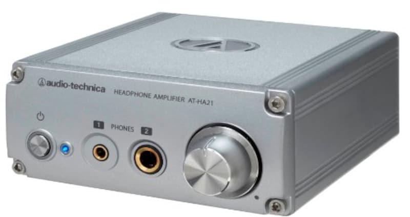 Audio Technica(オーディオテクニカ),ヘッドホンアンプ,AT-HA21