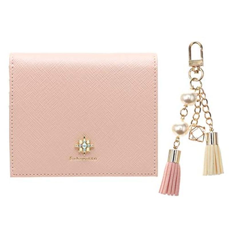 samantha thavasa(サマンサタバサ),& chouette 二つ折り財布