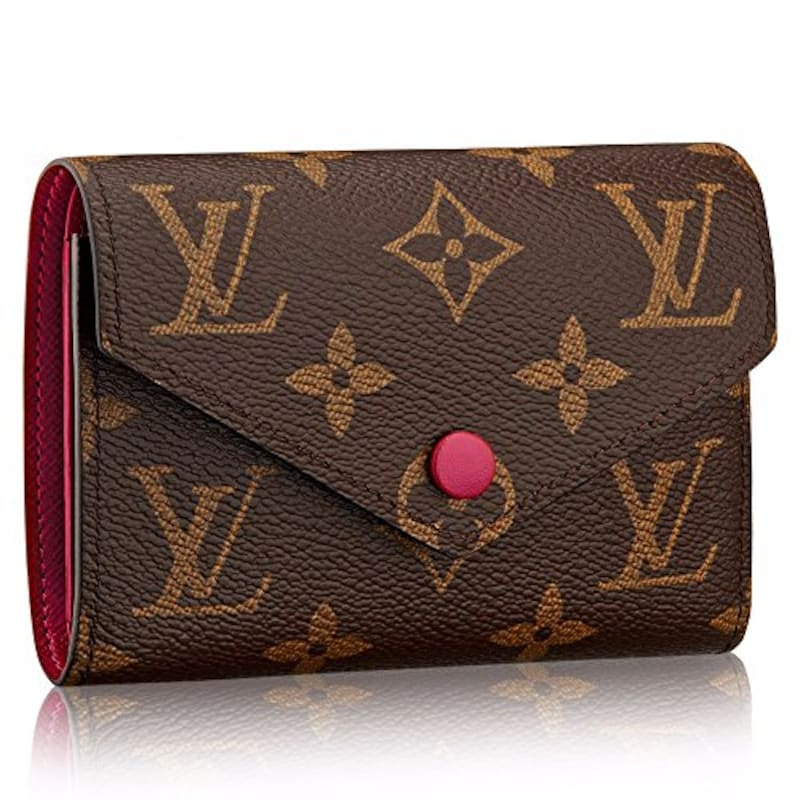 LOUIS VUITTON(ルイヴィトン),ポルトフォイユ・ヴィクトリーヌ モノグラム 二つ折り財布