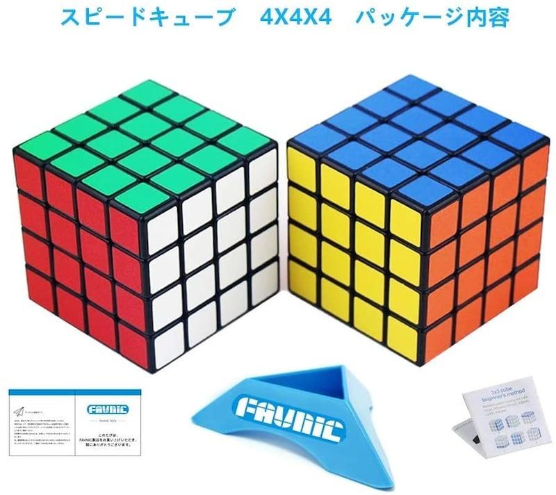 FAVNIC,立体パズル