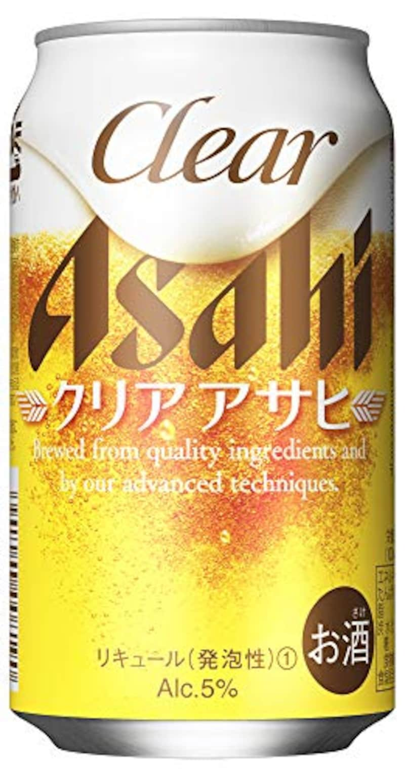 アサヒビール,クリアアサヒ