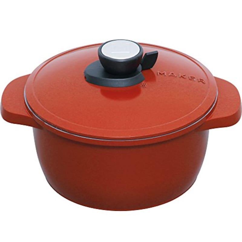 アイリスオーヤマ,両手鍋 無加水鍋,MKSN-P20