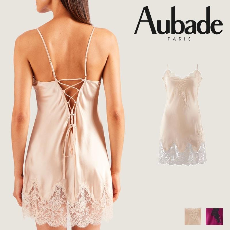Aubade(オーバドゥ),Soie d'Amour(ソワ・ダムール)MSベビードール,MS42
