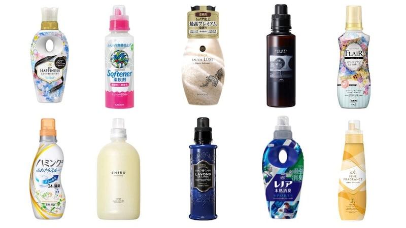 【2021】柔軟剤おすすめ人気ランキング25選|いい匂いのものは?無香料のものや、レノア、Shiroも紹介!