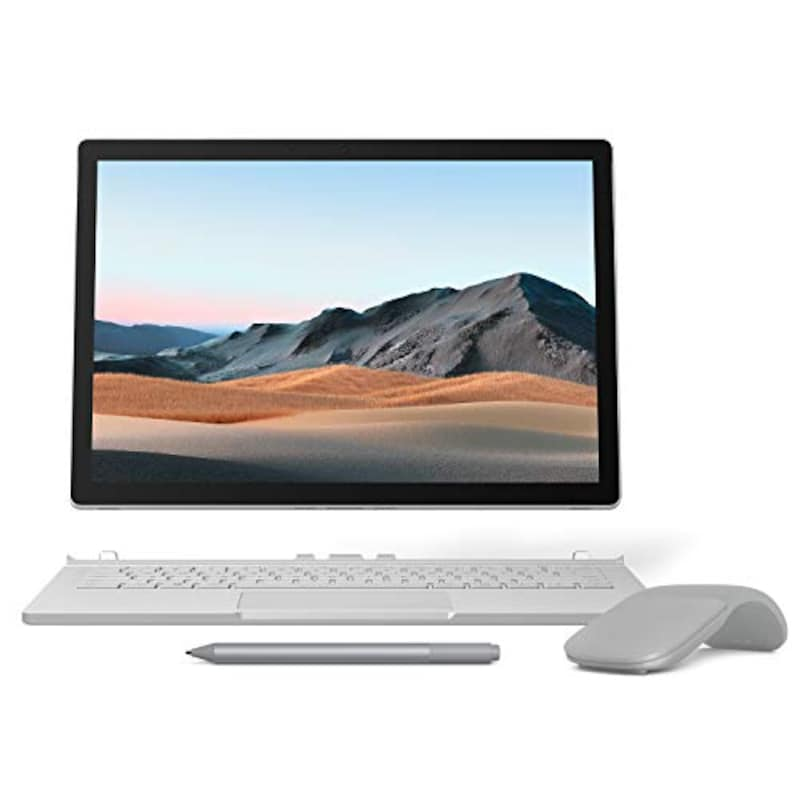 Microsoft(マイクロソフト),【Microsoft ストア限定】3点セット: Surface Book 3 ,TYY-00001