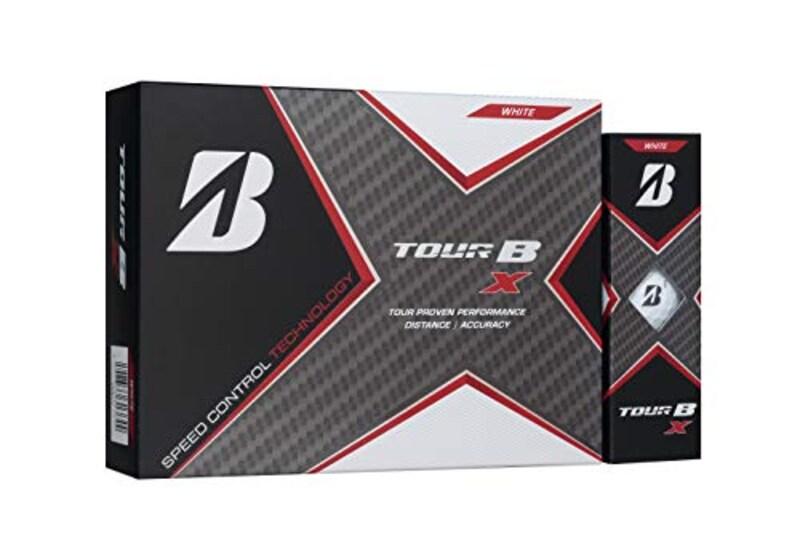 BRIDGESTONE(ブリヂストン),ゴルフボールTOUR B X 2020年モデル 12球入り