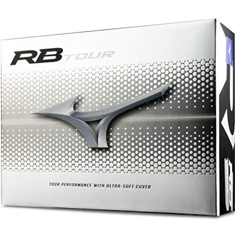 MIZUNO(ミズノ),RB TOURシリーズ ゴルフボール 1ダース,5NJBT84910