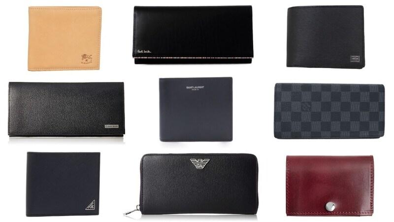 メンズ財布おすすめ24選|20代~40代人気ブランド紹介!おしゃれな二つ折りや長財布を比較