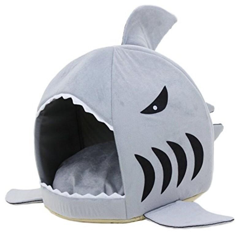 ヤクニタツ,サメ型ペットハウス
