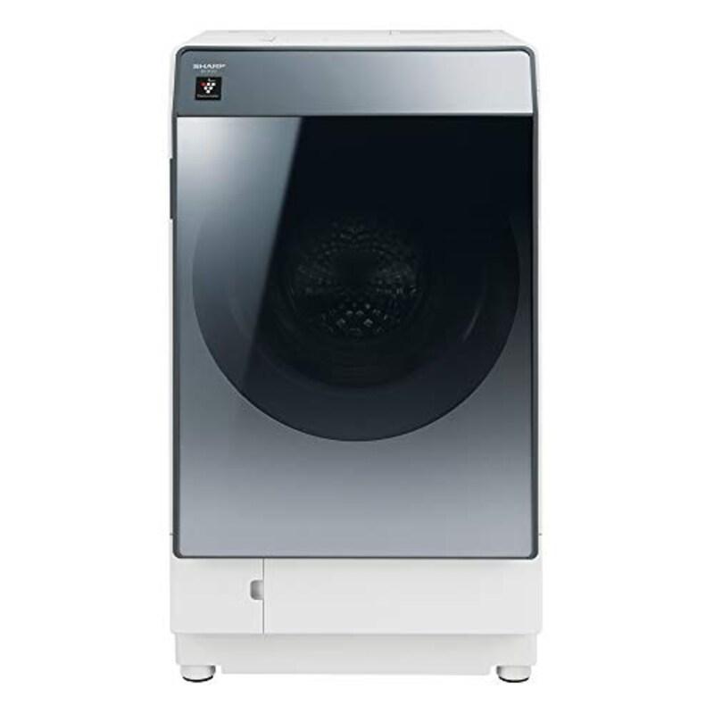 SHARP(シャープ),ドラム式洗濯機 ハイブリッド乾燥 11kg,ES-W112-SR