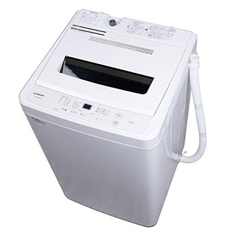 maxzen(マクスゼン),全自動洗濯機 5.5kg,JW55WP01WH