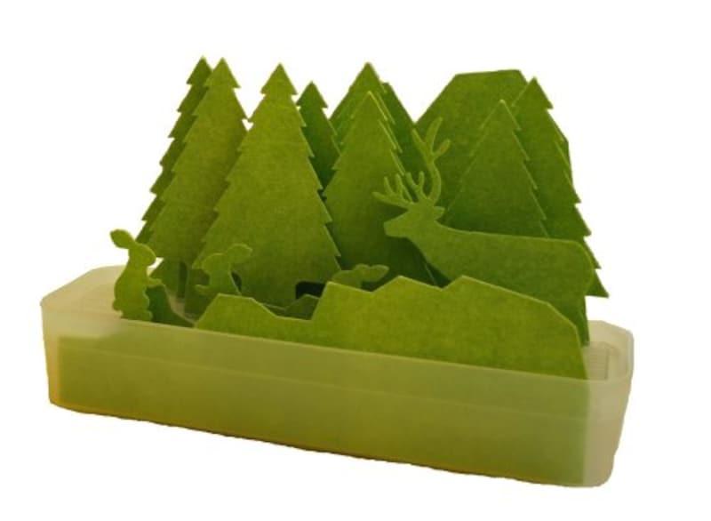 積水樹脂 自然気化式ECO加湿器 うるおい 森