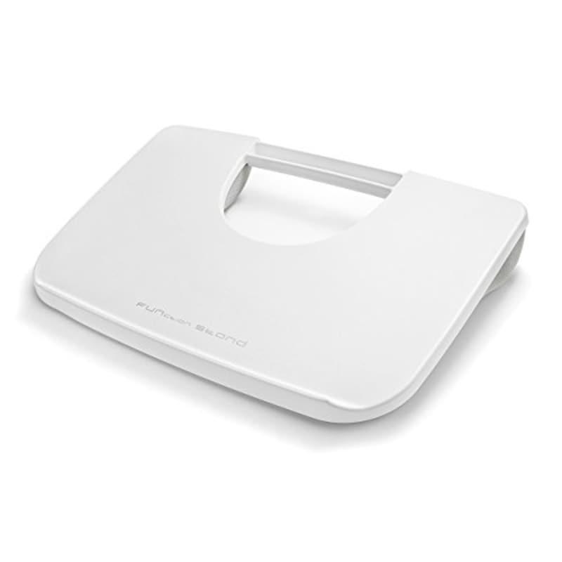 サンワダイレクト,ひざ上テーブル ノートPC/タブレット用,200-HUS005W