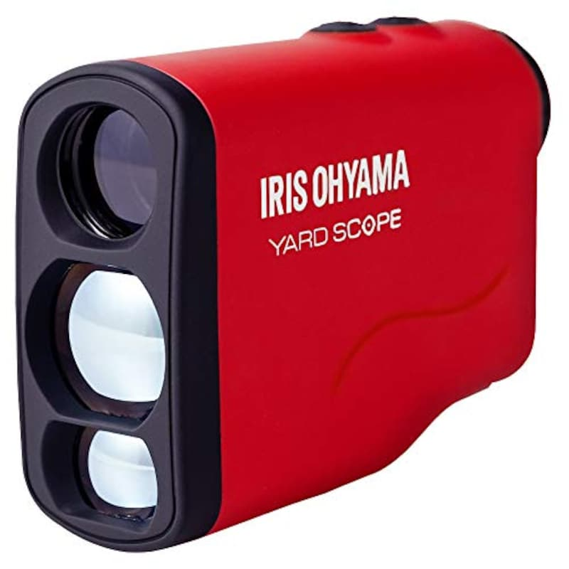アイリスオーヤマ(IRISOYAMA),ゴルフ距離計 レーザー距離計,PLM-600-R