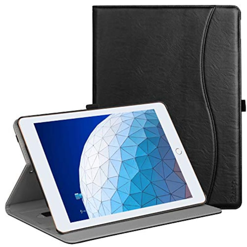 Ztotop,iPad Air10.52019ケース,Ztotop-ipad10.5S2019-Black-JP