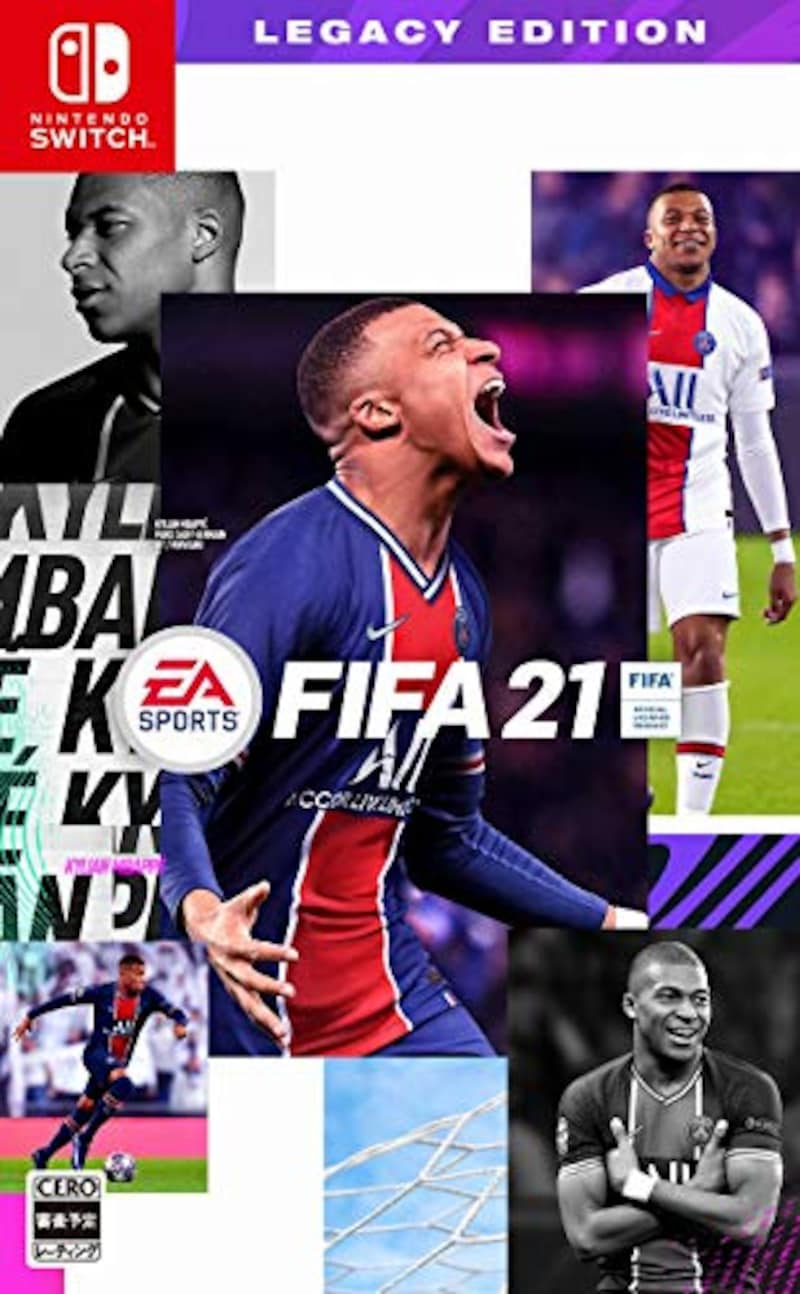 エレクトロニック・アーツ,FIFA 21 LEGACY EDITION - Switch
