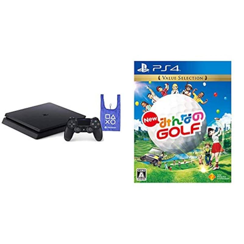 ソニー・インタラクティブエンタテインメント,PlayStation 4 + New みんなのGOLF Value Selection セット