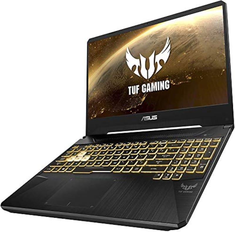 ASUS,ゲーミングノートパソコン TUF Gaming FX505DT