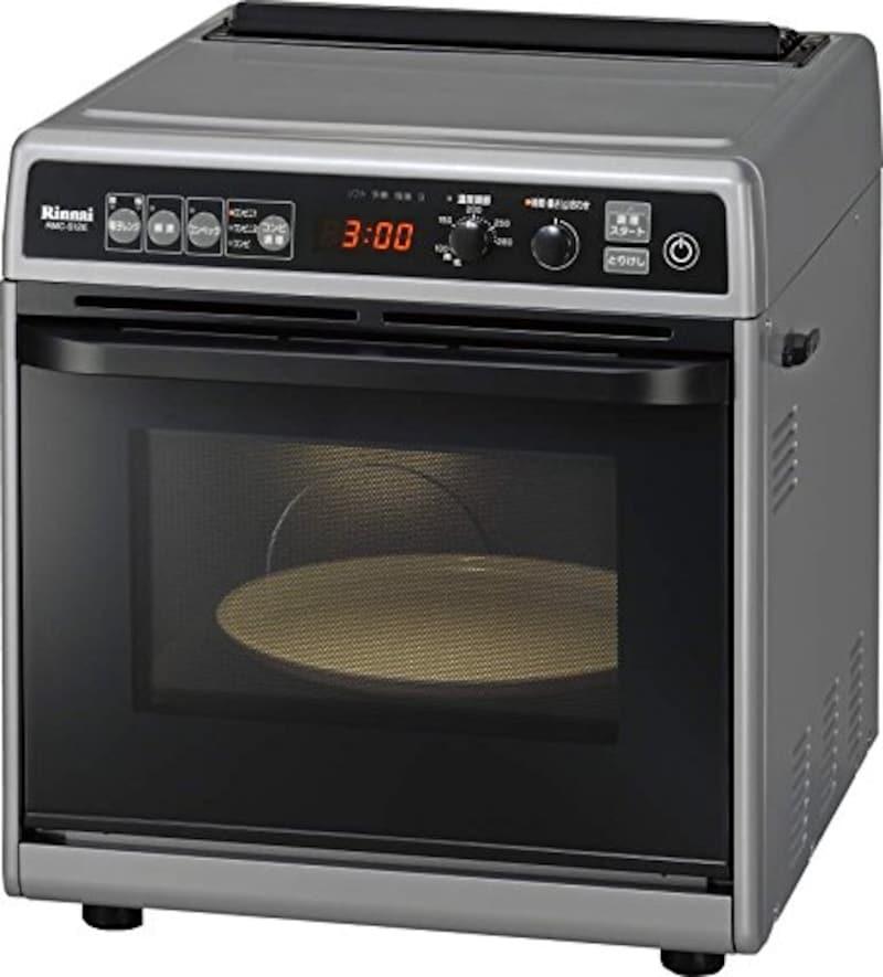 Rinnai(リンナイ),卓上ガスオーブン 電子レンジ機能付,RMC-S12E