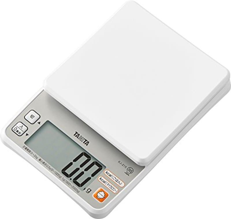 タニタ,デジタルクッキングスケール 2kg