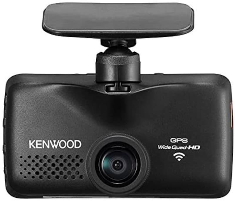 KENWOOD(ケンウッド),ドライブレコーダー WideQuad-HD Wifi機能付,DRV-W630