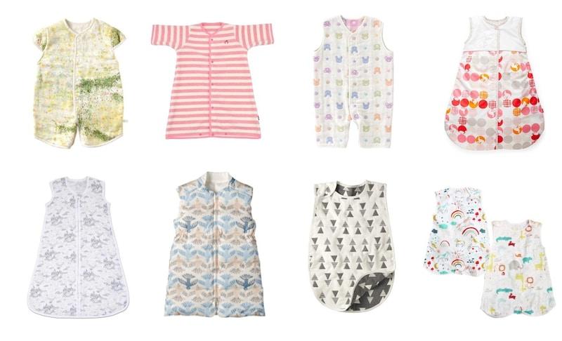 赤ちゃん用スリーパーのおすすめ人気ランキング15選|冬の防寒、夏の寝汗・冷房対策に効果的な商品を紹介!着用の注意点も