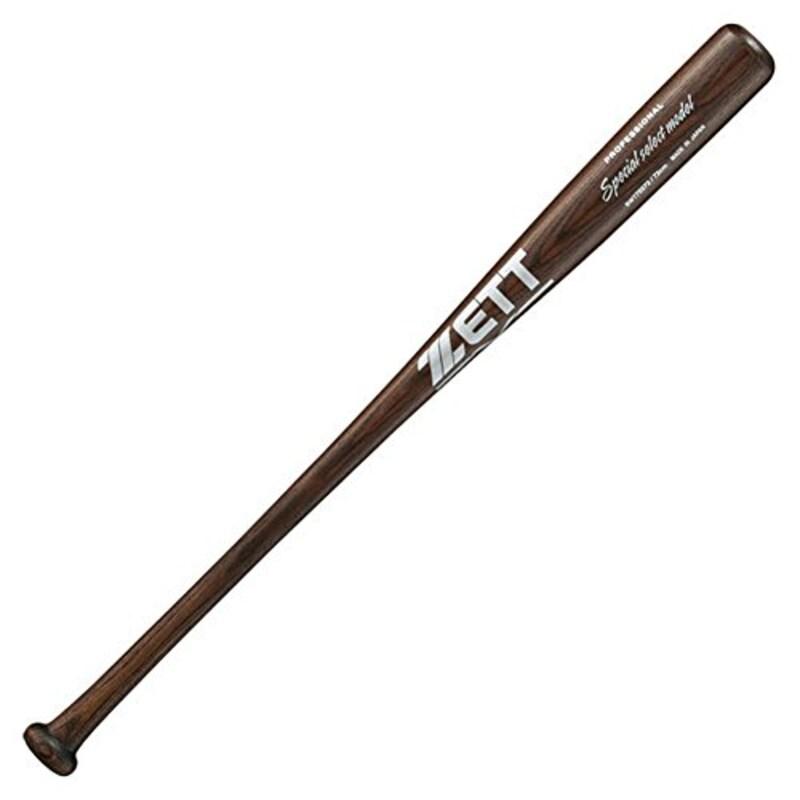 ZETT(ゼット),少年野球 軟式 木製バット スペシャルセレクト