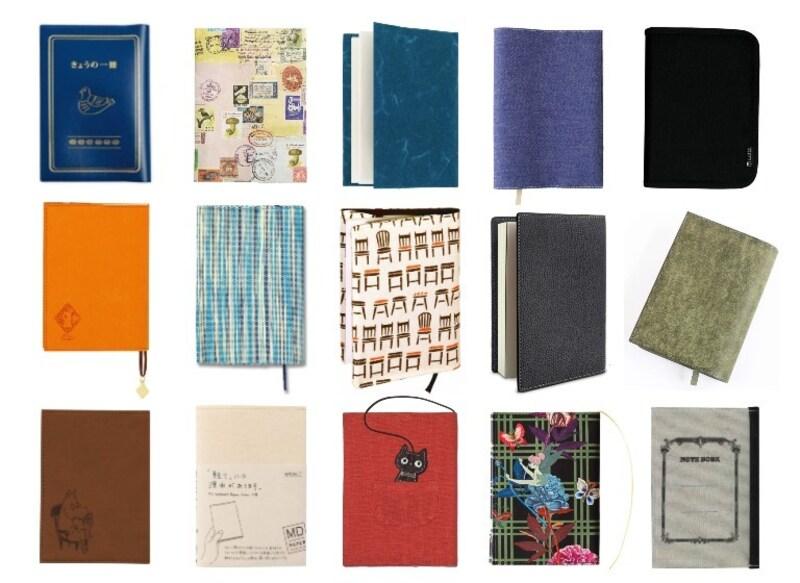 ブックカバーおすすめ35選|人気の紙や革、布製を紹介!おしゃれでかわいい商品も!