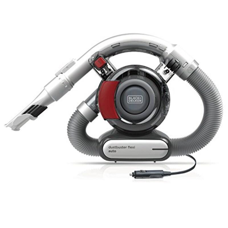 BLACK+DECKER(ブラックアンドデッカー),車用掃除機ダストバスターフレキシーオート2,PD1200AV-JP