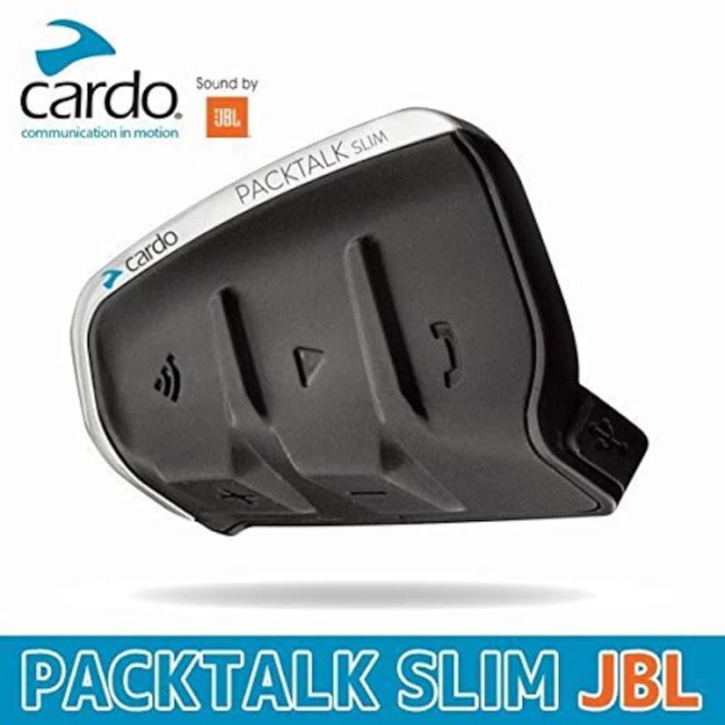 cardo(カルド),PACKTALK SLIM JBL